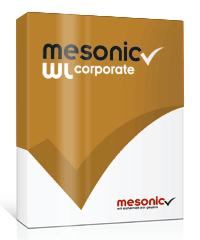 mesonic WinLine corporate